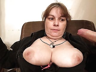 Master Matures Chubby Whore Is Into Wanking Two Boner Chisels Dry