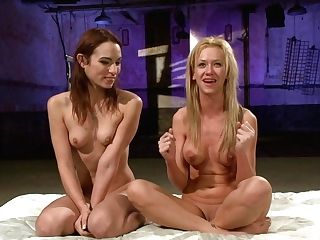 Amber Rayne  Kaylee Hilton  Bobbi Starr In Give Me The Pleasure. Give Them The Ache. - Electrosluts
