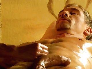 'erotic Rubdown With Beautifu Lblonde Mummy'
