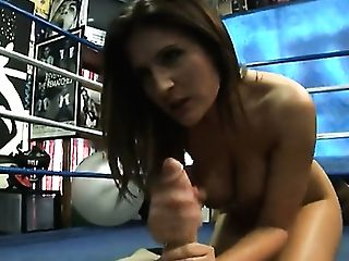 Dark-haired Austin Kincaid With Phat Booty Has Some Time To Give Some Interracial Pleasure To Hot Boy