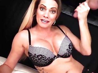 Sexy Cougar Hand Jobs