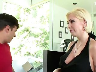 Exotic Sex Industry Star Kasey Grant In Incredible Blonde, Facial Cumshot Xxx Movie