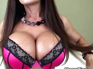 Incredible Porn Industry Star Lisa Ann In Best Brown-haired, Big Tits Adult Flick