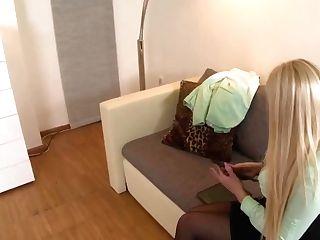 Angel Wicky - Buxomy Therapist Welli Angel Takes Stiffy In Bootie