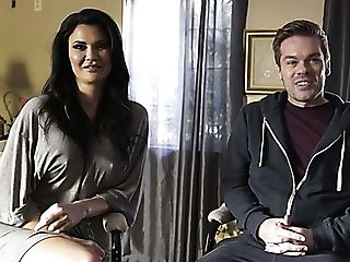 Mercedes Carrera And Some Hot Adult Movie Stars Gets Interviewed For Devotees