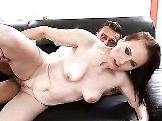 Still Inviting Pink Matures Cunt Of Dirty Cockslut Alice Acute Is Drilled Hard