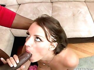 Milfgonzo Kayla West Fucking A Black Pink Cigar Deep And Hard