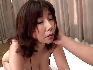 Hot Asian Mummy Gets Fucked