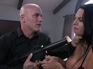 Servant Mexican Mummy Missy Martinez Is Face Fucked Before A Rough Backdoor Sex