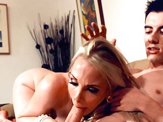 Sensuous Scenes Of Mommy Porno Leaves The Youthfull Boy Speechless