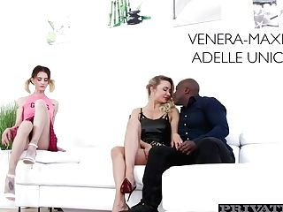 Venera-maxima And Adelle Unicorn,  Family Trouble - Privateblack