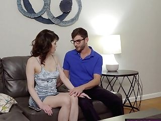 Momsteachsex Stepsiblings Practice Hard-core With Step-mom