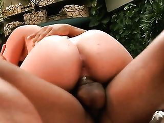 Piercings Bia Marques Gets Jizzed On After Eating Loupans Erect Man Meat