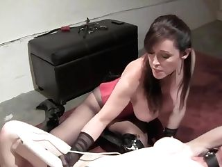Hot Buxomy Mummies Girl/girl Domination & Submission Pornography