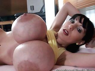 Penelope Black Diamond - 2x Fuck Sticks Pinkblau