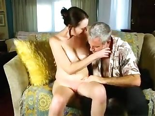 Supah Sexy Slender Old Spunker Is Such A Hot Fuck And Loves Facials