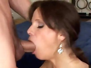 Racy Buxom Mom Syren Demer Analed