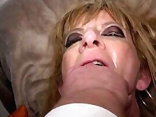 Deviant Mummy Bondage & Discipline Fucked