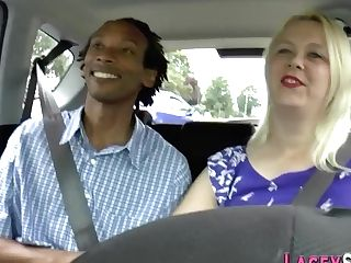 Gran In Interracial 3way With Blubbery Brit