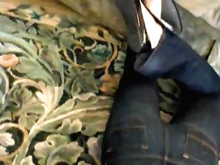 Mom Gives Not Son-in-law A Footjob