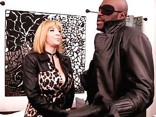 Big Titty Mamma Sara Jay Loves Getting Jizm Soaked By Big Black Cock Lex Steele!