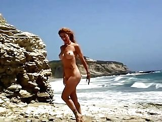Nude On The Beach Doing A Photos Shoot